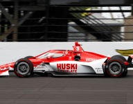 Ericsson leads midway through Day 2 at Indy