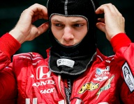 [UPDATED] Ferrucci released from hospital after Indy 500 practice crash