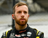 Jones glad to be back where his Indy adventure began