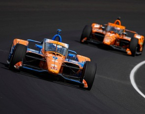 Dixon leads Fast Friday as Ganassi, Honda show strength at Indy