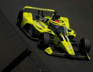 'We'll look back, we'll learn' - Kimball after falling short at Indy