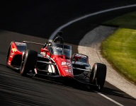 Ed Carpenter Racing sends a message in Fast Nine Shootout