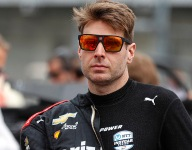 Power 'fighting' for final row starting spot for Indy 500