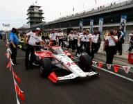 Karam, Power, De Silvestro claim Indy 500 last row