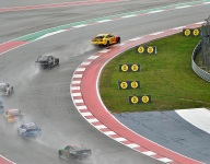 Drivers content with NASCAR's call to end rain-plagued Texas GP early