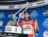 COTA win draws Hendrick level with Petty for most Cup wins all-time