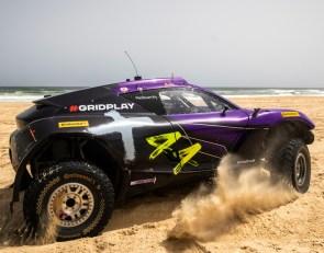 X44 throws down the gauntlet in Ocean X-Prix qualifying