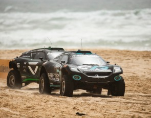 Two Extreme E races, two wins for Rosberg's Kristoffersson/Taylor