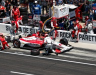 Difficult Indy 500 concludes a challenging but fulfilling month for De Silvestro, Paretta