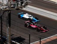 Castroneves joins list of four-time winners with thrilling Indy 500 triumph
