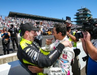 Pagenaud finds the silver lining after late charge to third