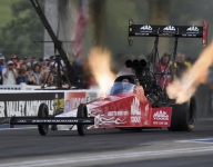 NHRA adds Bristol in October, postpones Virginia Nationals