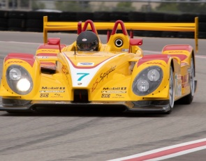 Penske gets back behind the wheel for run in ALMS Porsche RS Spyder