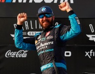 Truex Jr dominates Darlington for third Cup win of 2021
