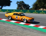 Ford to star as Monterey Reunion Trans Am featured marque