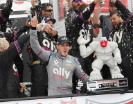 Bowman leads Hendrick sweep of top four spots at Dover