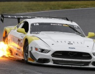 Emotional win for Dyson in drenched Lime Rock Park Trans Am race