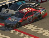 New pressure for eNASCAR Coca-Cola iRacing Series' best road course driver