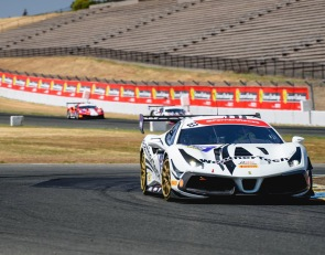 Ferrari Challenge winners crowned at Sonoma