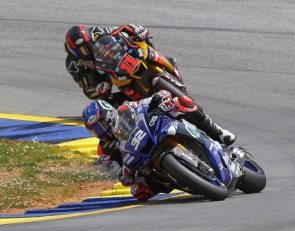 Gagne finally gets first Superbike win At Michelin Raceway Road Atlanta