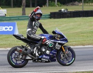 Gagne wins opening race at VIR