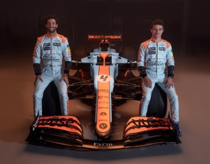 McLaren drivers urge F1 to follow NASCAR's throwback lead