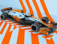 McLaren unveils throwback Gulf livery for Monaco