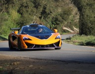 Pato O'Ward agrees: the McLaren 620R is the real deal