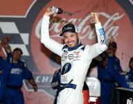 Larson makes Hendrick history with dominant Coca-Cola 600 win