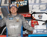 Creed holds off Rhodes for Darlington Truck win