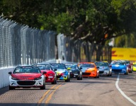 Mid-Ohio hosts Mazda MX-5 Cup mid-season