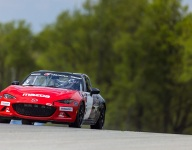 Wagner sweeps Mazda MX-5 Cup practice at Mid-Ohio