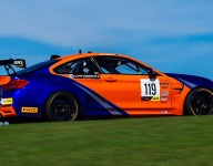 GT sprint racing celebrates return to Virginia International Raceway