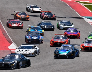 Mercedes-AMG, Ferrari, and Lamborghini close out COTA weekend wins