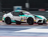Ultra competitive GT4 grid ready for rolling hills of VIR