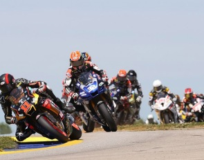 Scholtz takes Superbike opener at Michelin Raceway Road Atlanta