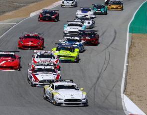 Trans Am Laguna Seca race replay