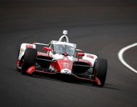 Hildebrand completes Indy refresher as Enerson finds issues in ROP session