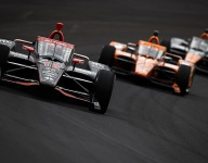 Power tops opening day of Indy 500 practice