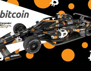 Bitcoin comes to IndyCar with ECR