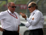Stoker announces candidacy to be next FIA president