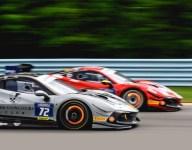 VIDEO: Ferrari Challenge Watkins Glen Saturday highlights