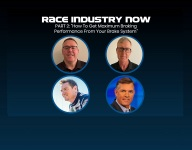 "Race Industry Now webinar: ""Part 2: How To Get Maximum Braking Performance From Your Brake System"""