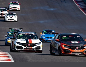 Boehm, Honda earn TC Race 2 win at COTA