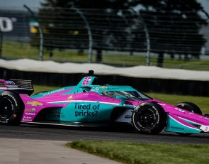 Daly leads ECR charge to make first-ever Fast Six road course appearance