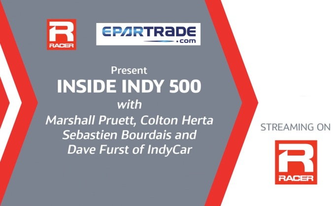 REPLAY: 'Inside Indy 500' with Sebastien Bourdais, Colton Herta and IndyCar's Dave Furst