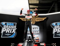 VeeKay storms to first-ever IndyCar victory at Indy GP