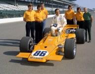 RETRO: McLaren's 1971 Indy wedgie