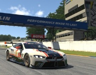 Wickens rejoins IMSA iRacing Pro Series for tonight's finale