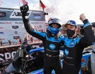 Wayne Taylor Racing pulls off dramatic victory at Mid-Ohio